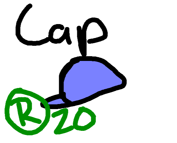 cap - drawing