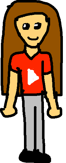 drawing - Youtuber