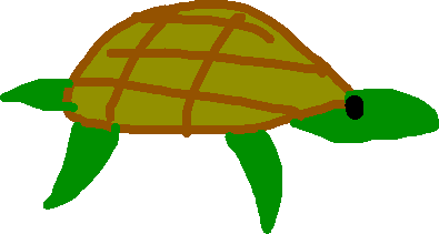 Turtle - Walking1