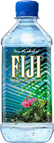 bottle - fiji