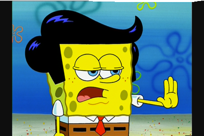 spongebob - Elvis