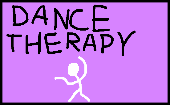 Dance Therapy - drawing