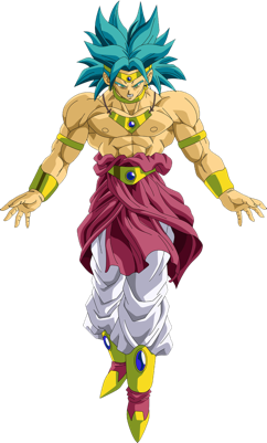 broly - costume #5