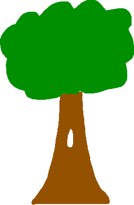 tree - drawing