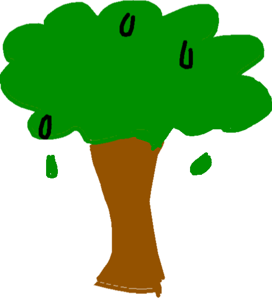 Tree - drawing copy