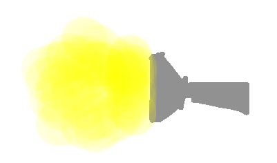 flashlight11 - drawing