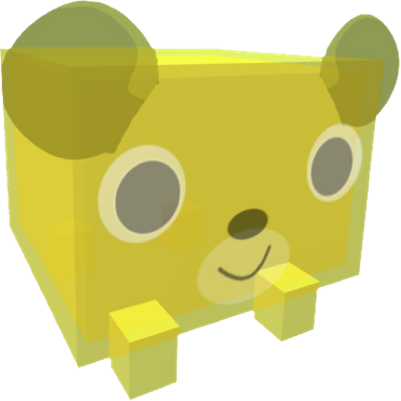 Tier 15 Pets - Yellow Gummy Bear