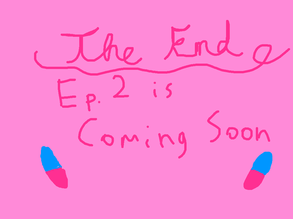 background scene - The End