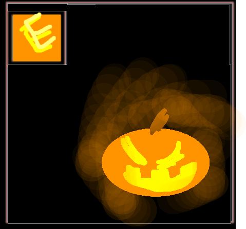 Crate Opening Exclusive - Pumkin Background
