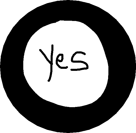 ball - yes