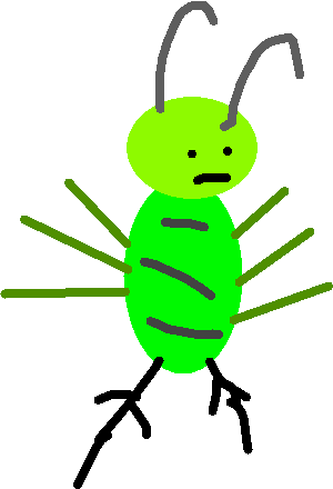 Jitter bug - drawing