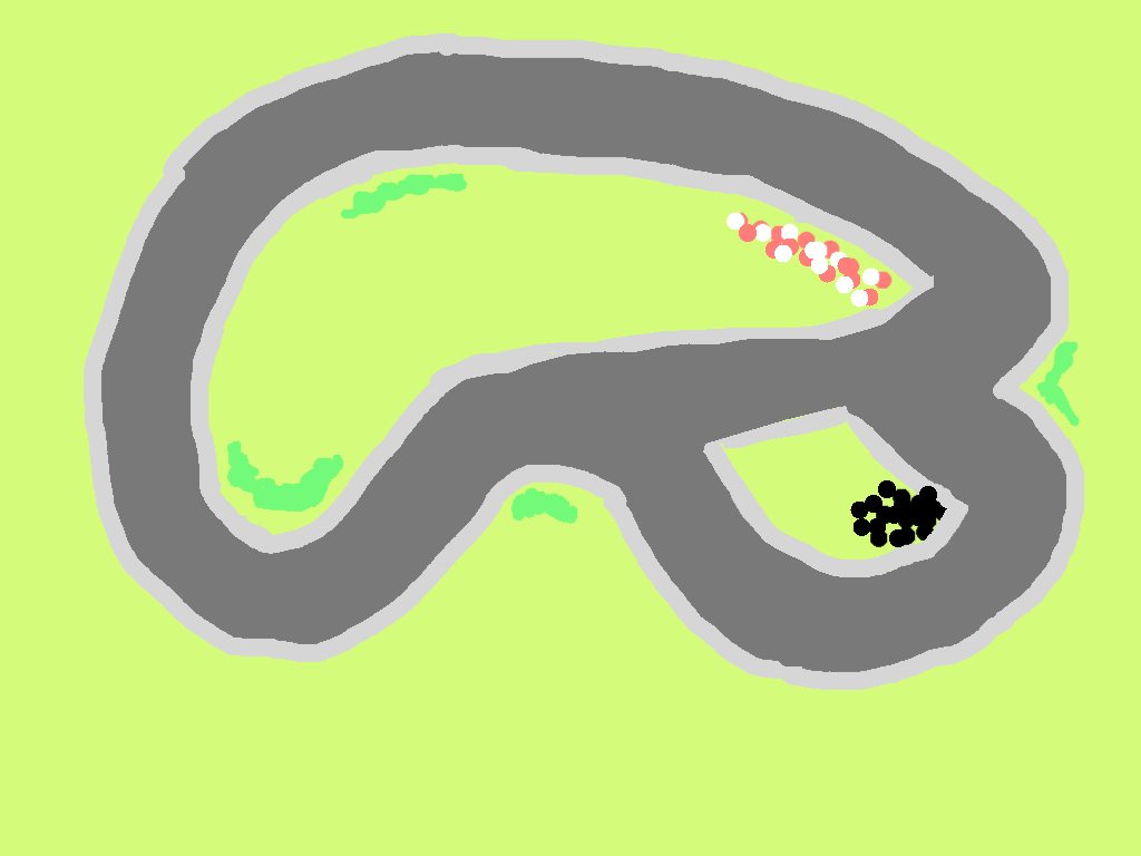 Track - drawing