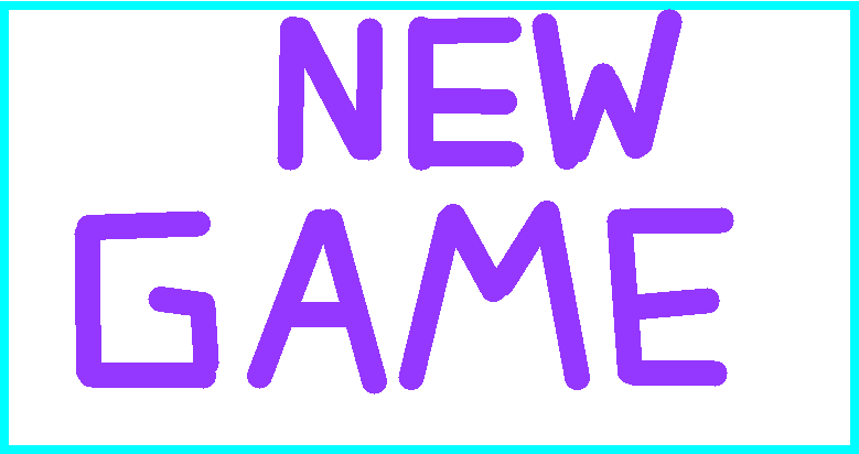New Game Button - drawing