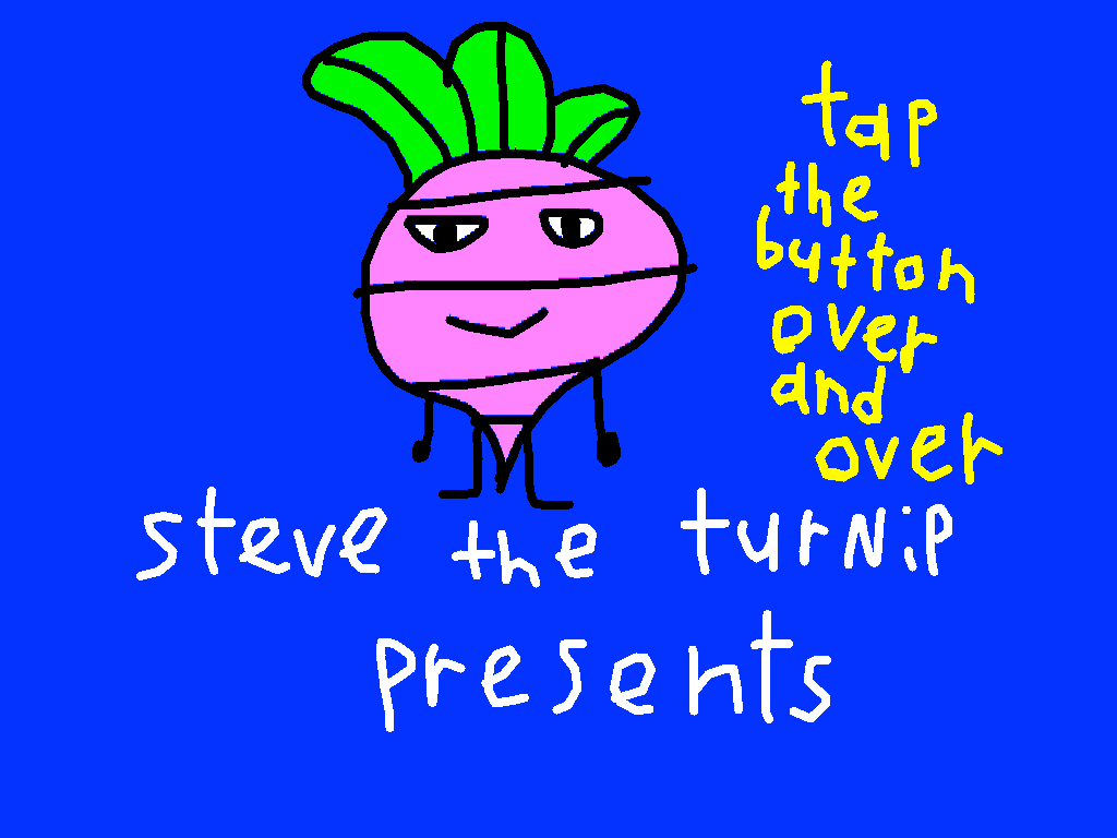 background scene - turnip