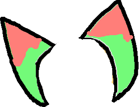 tynkerpad ears - drawing