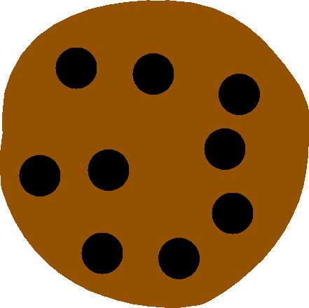 Cookie - drawing