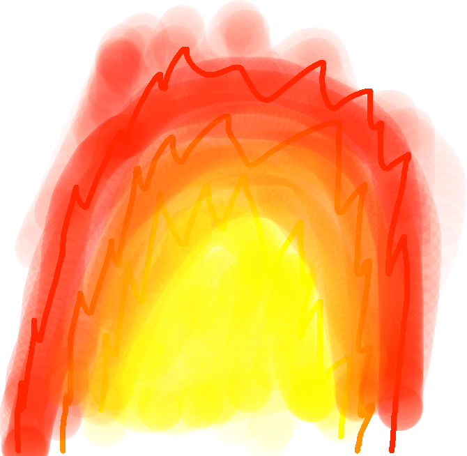 fire wall - drawing