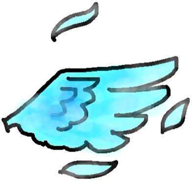 drawing6 - Frosty wings