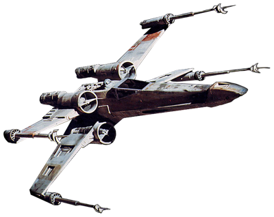x wing - image
