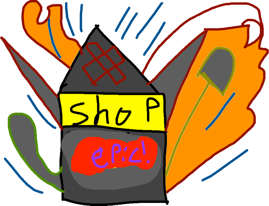 shop (mid-2) - drawing