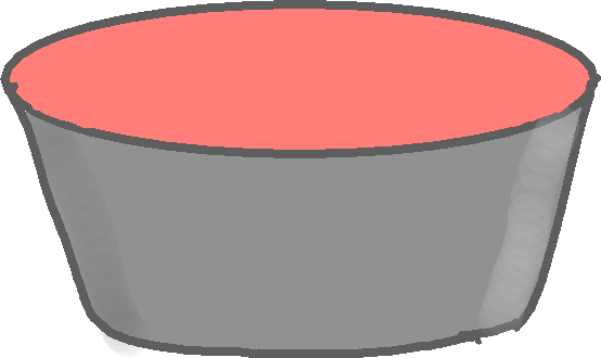 Bowl - Strawberry