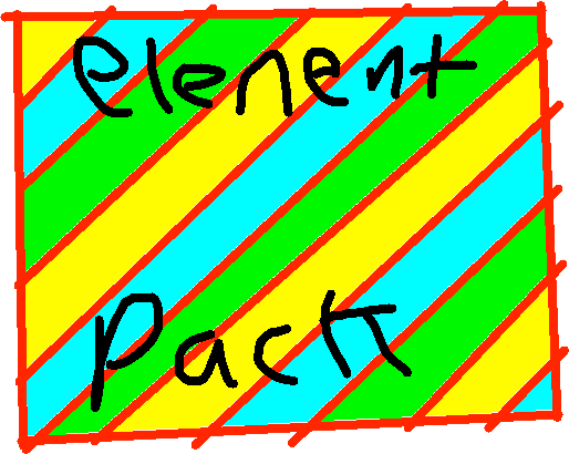 element pack - drawin