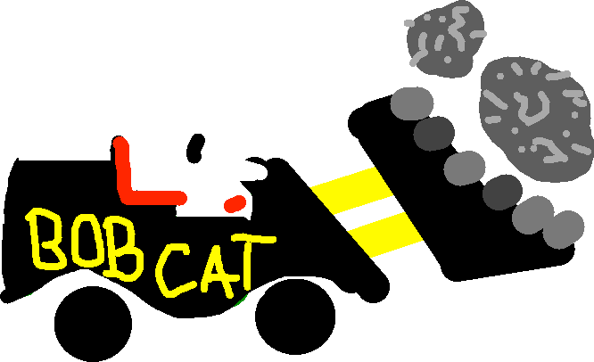 drawing7 - Bobcat Tractor