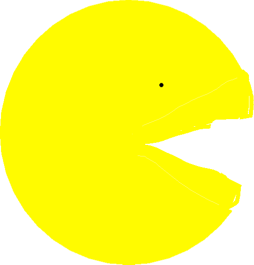 pacman - drawing copy