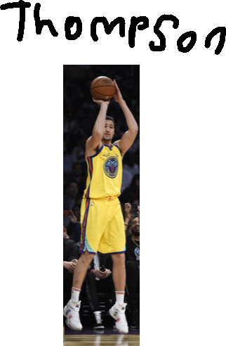 Clay thompson - Clay thompson
