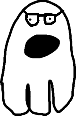 Ghost1 - drawing