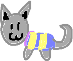 Temmie1 - drawing