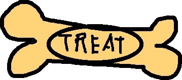 treat - drawing
