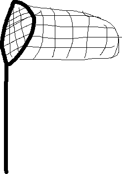 net - drawing