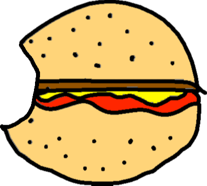 Hamburger - drawing copy