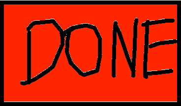 Done - Sign