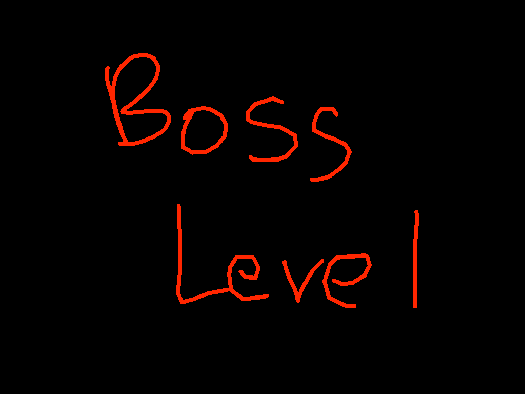 background scene - bosslevel