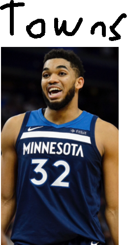Karl-Anthony-Towns - Karl-Anthony-Towns