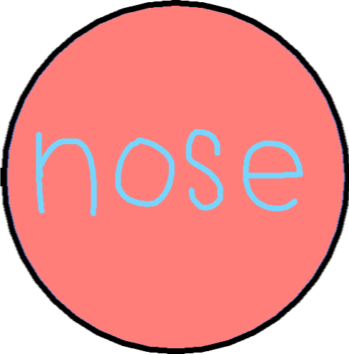 button 3 - nose button