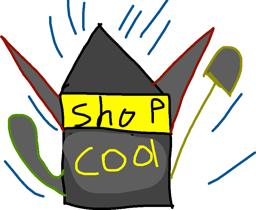 shop (mid-1) - drawing