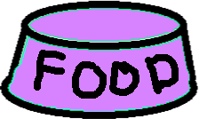 food bowl - empty