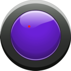 button12 - purple button on
