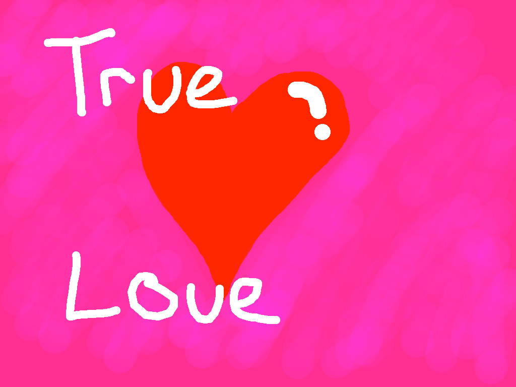 true love111 - drawing