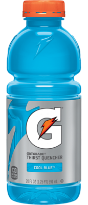 bottle - gatorade