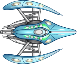Spacecraft - Space Ship 1