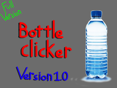 background scene - Bottle Clicker