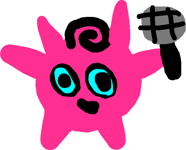 jigglypuff - drawing