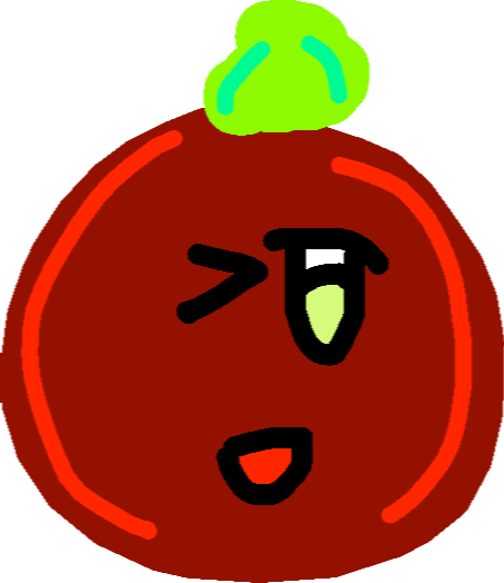 Tomato - drawing