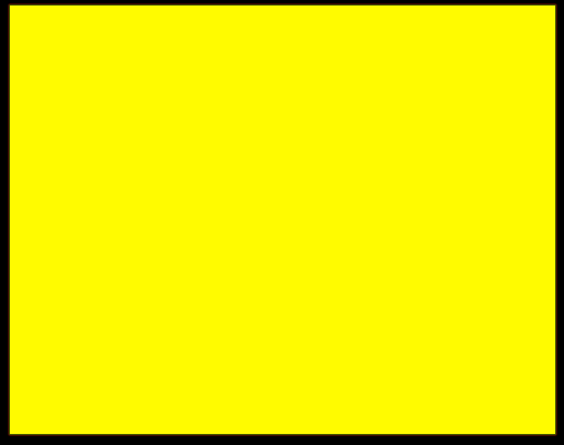 Yellow Square - Yellow
