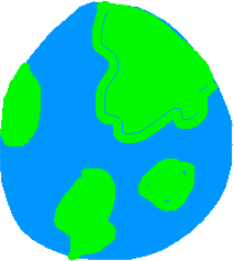 earth - drawing