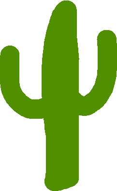 cactus - drawing